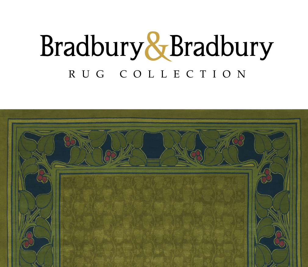 Bradbury & Bradbury Rug Collection