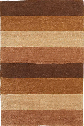 Awning Stripes Cinnamon