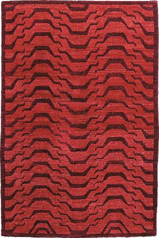 Tiger Stripes Red