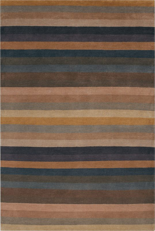 Tibetan Stripes Brown