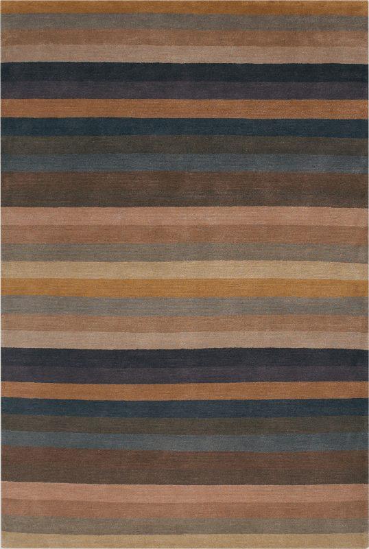 Tibetan Stripes Brown