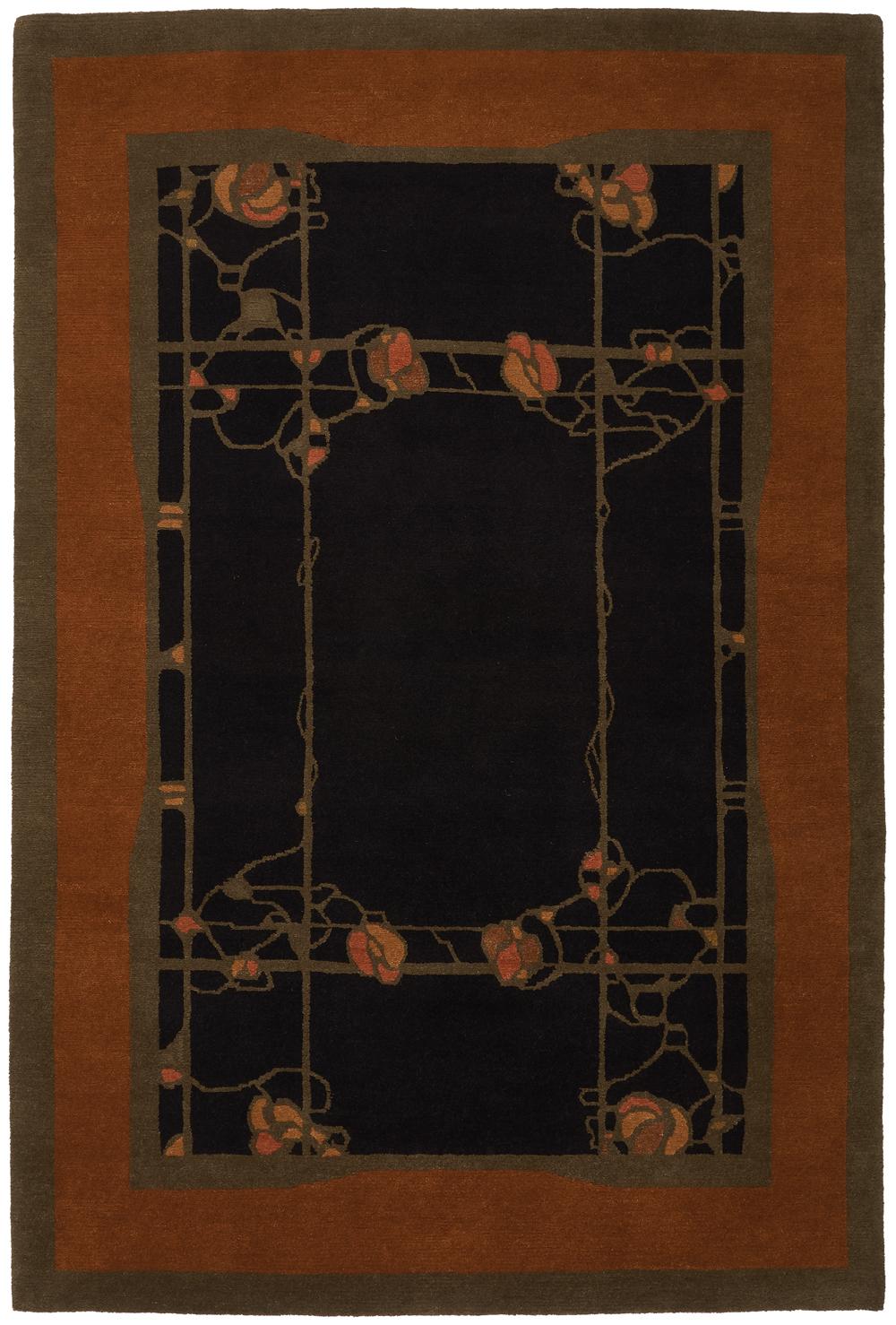 Theodore Ellison Designs Tiger Rug
