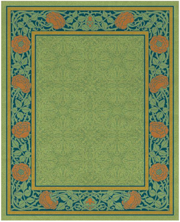 Kelmscott Briar (Soft Sage)
