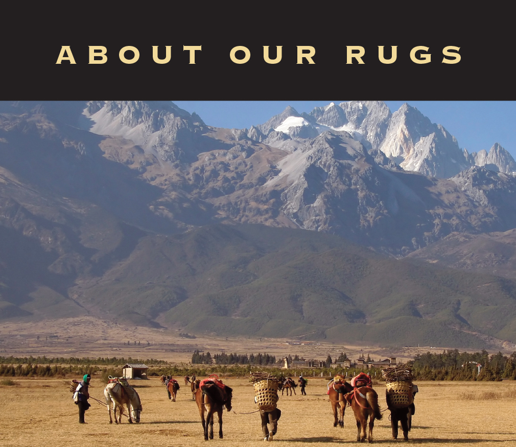 About Our Rugs