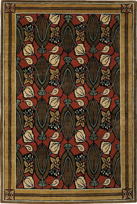 Craftsman Rugs Of The Arts Amp Crafts Movement