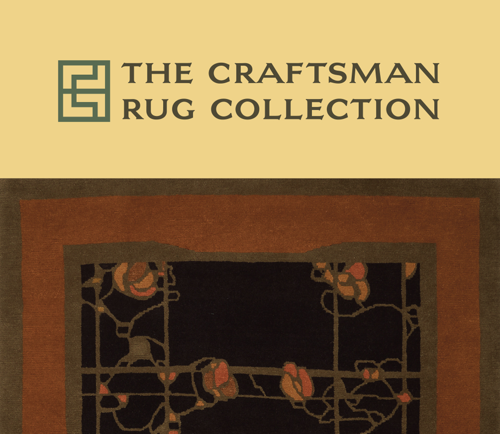 Caftsman Rug Collection | Arts & Crafts Movement