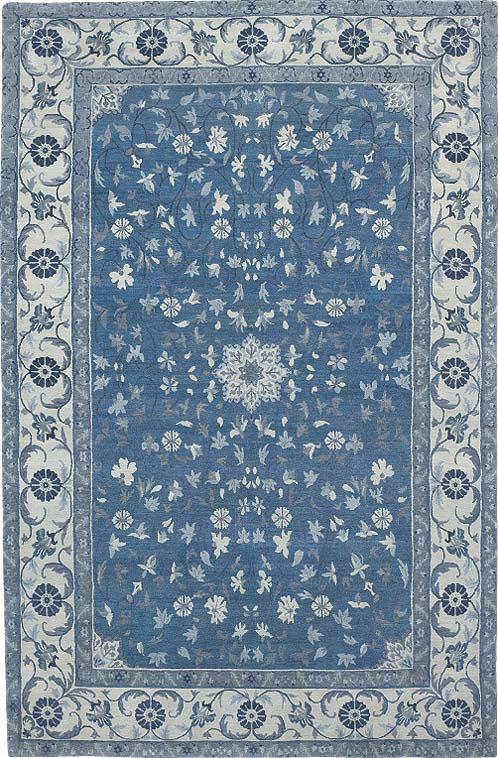 Keshan Hydrangea Blue