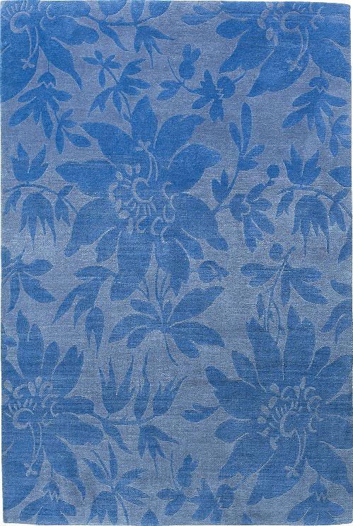 Passion Flower Blue