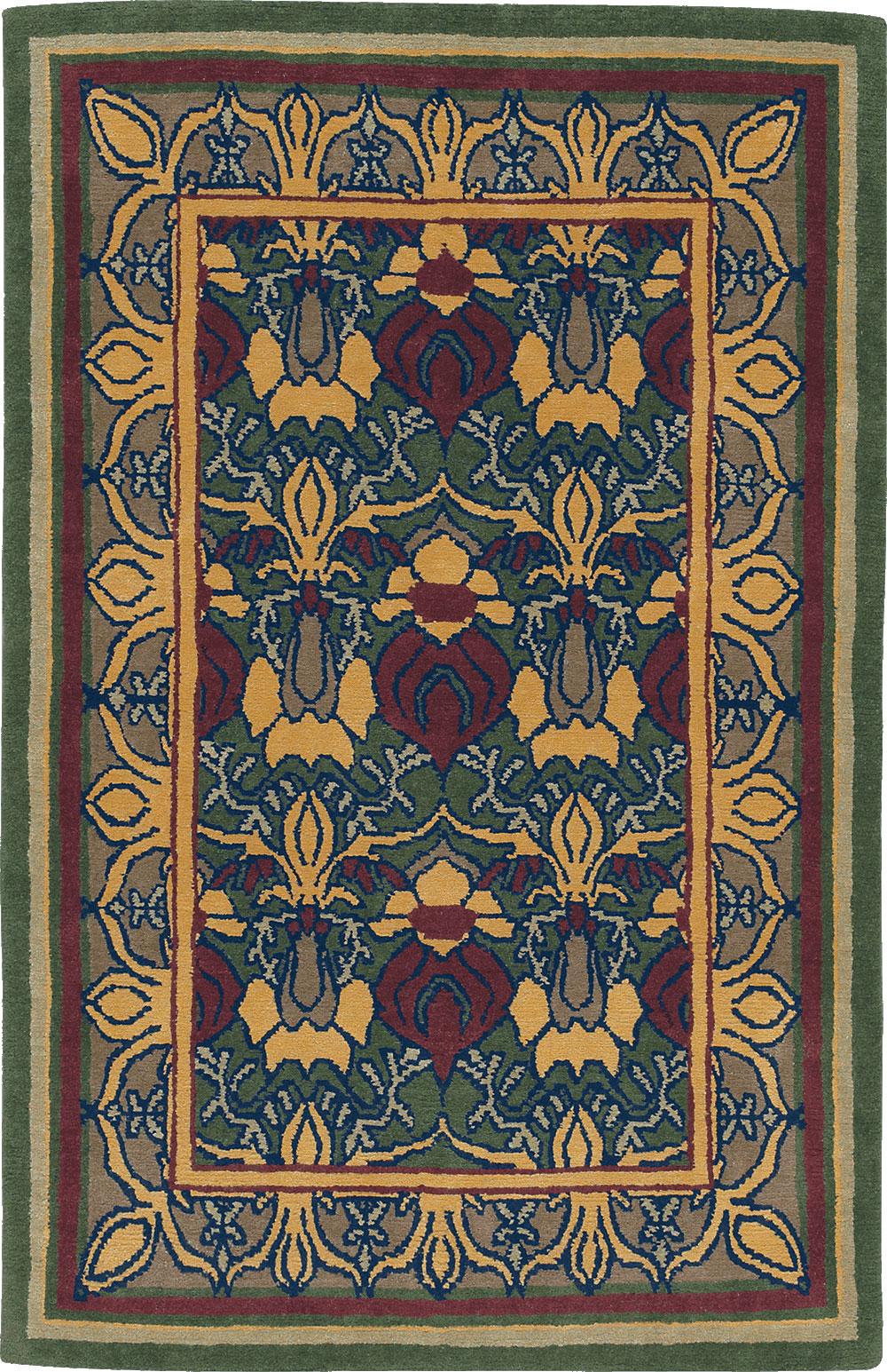 Craftsman Collection Tiger Rug