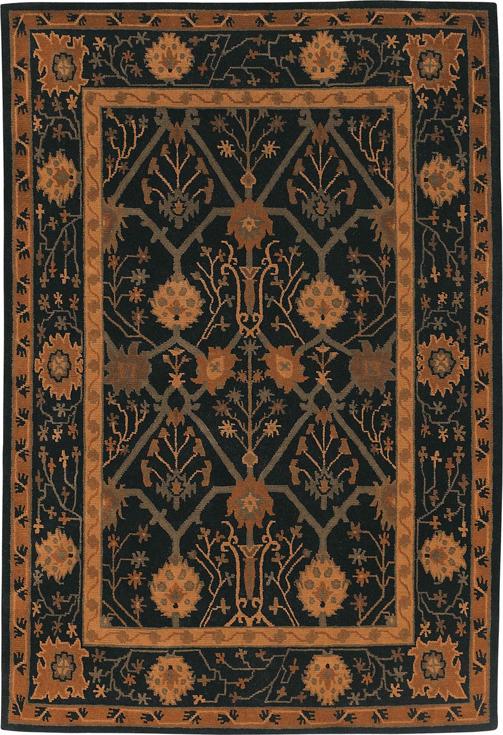 PALMETTE-TRELLIS-BLACK-5086