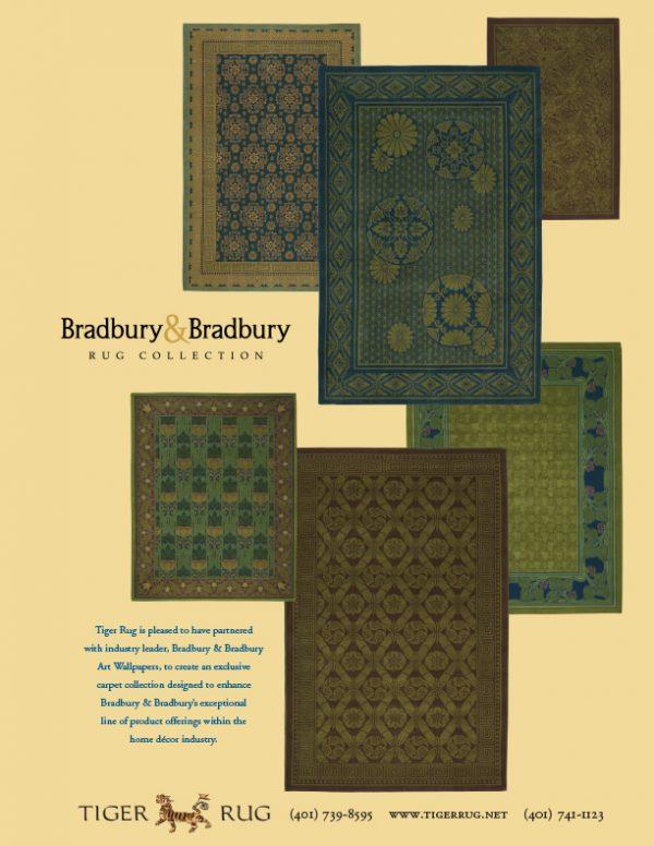 Bradbury & Bradbury Rug Collection